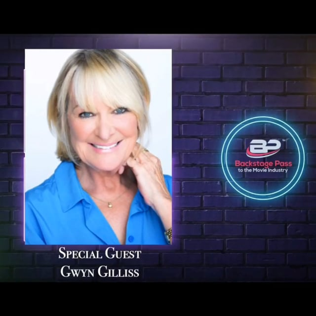Special Guest, Career Coach and Marketing Mentor, Gwyn Gilliss