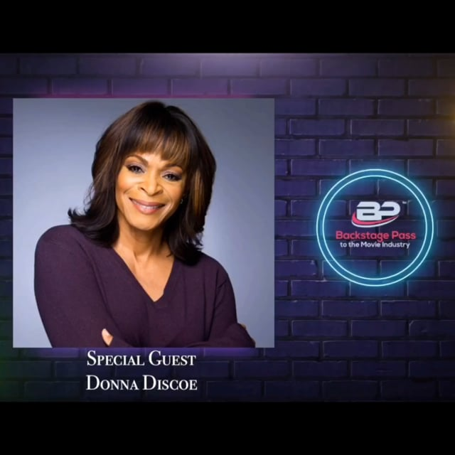 Special Guest, Actress, Donna Biscoe