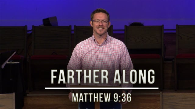 July 31, 2020 | Stories of Hope: Farther Along | Matthew 10:36