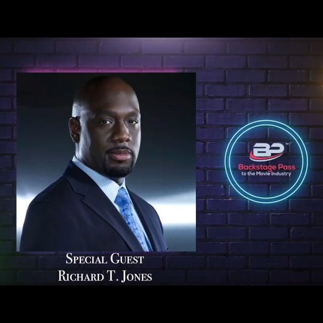 Special Guest, Actor, Richard T. Jones