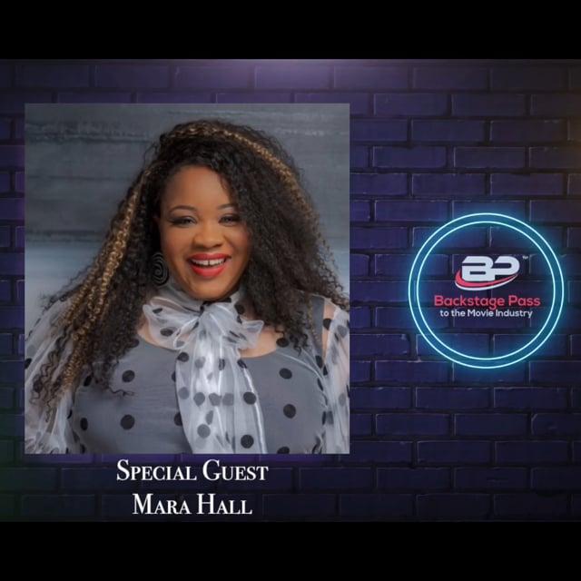 Special Guest, Actress, Mara Hall