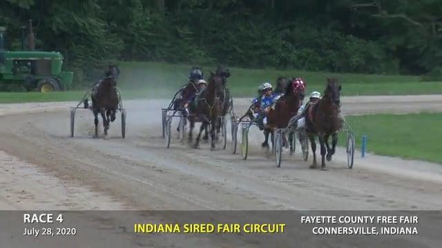 7-28-2020 Connersville Race 4