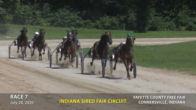 7-28-2020 Connersville Race 7