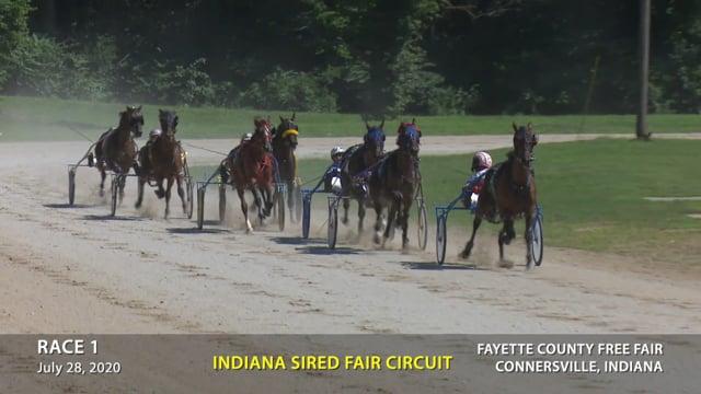 7-28-2020 Connersville Race 1