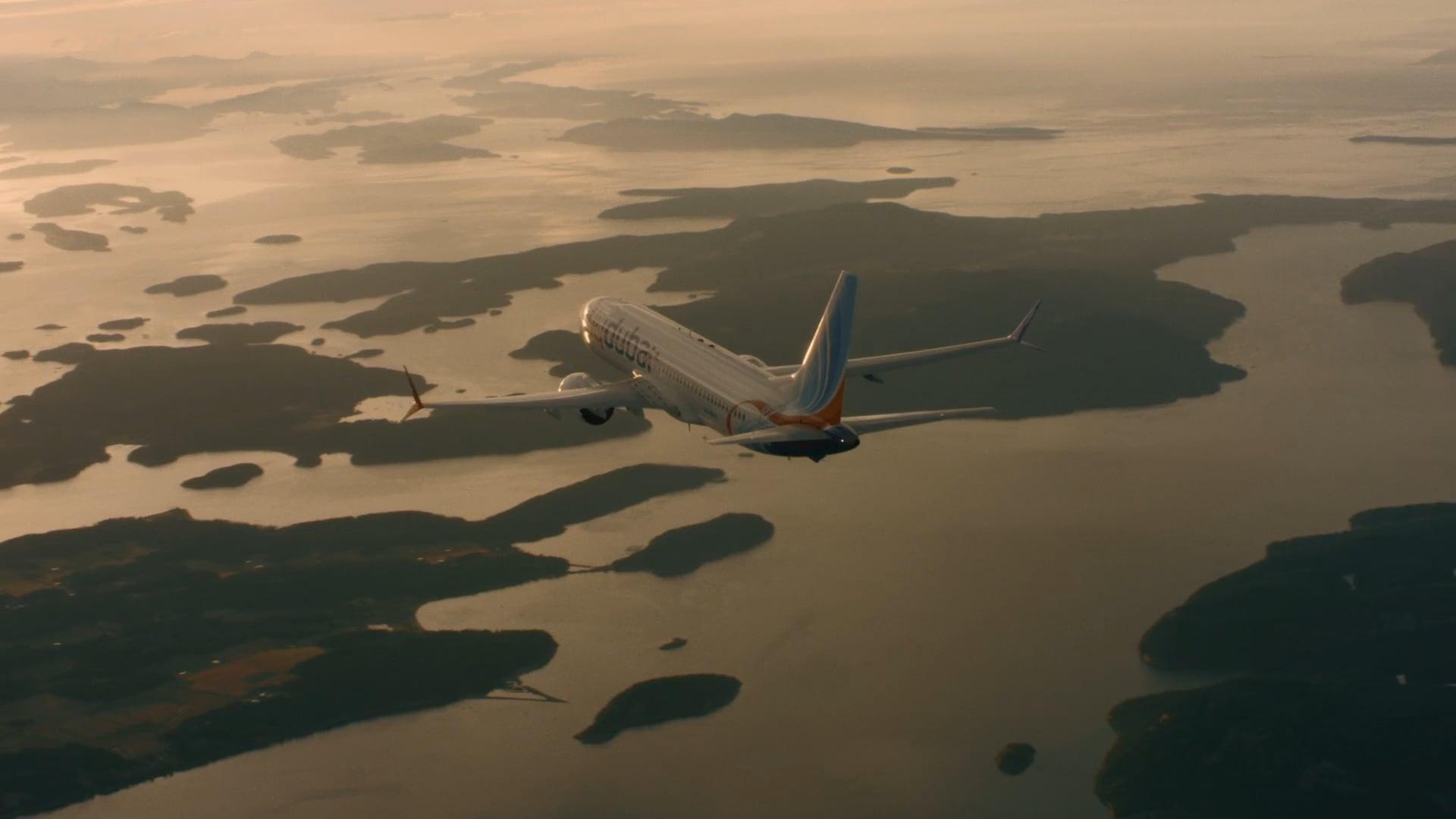 PATRICK FILETI   FLY DUBAI - Closer Together