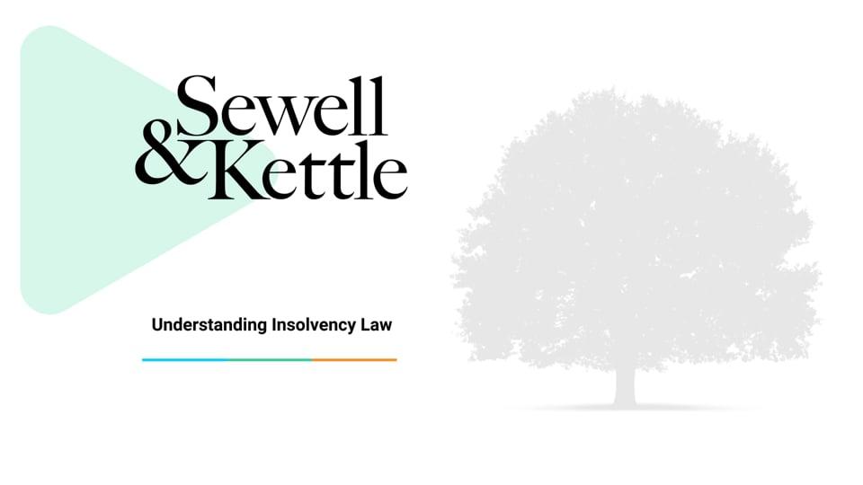 Understanding Insolvency Law