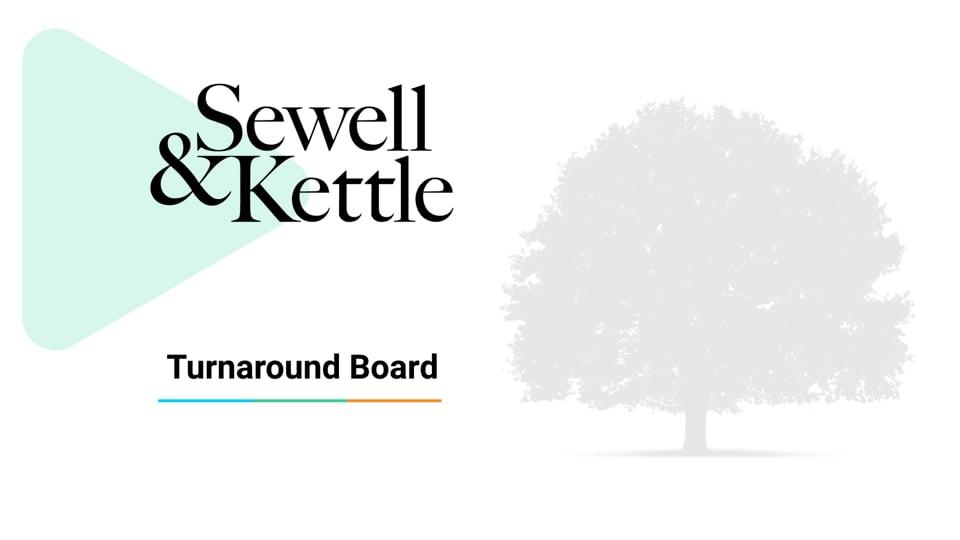 Turnaround Board