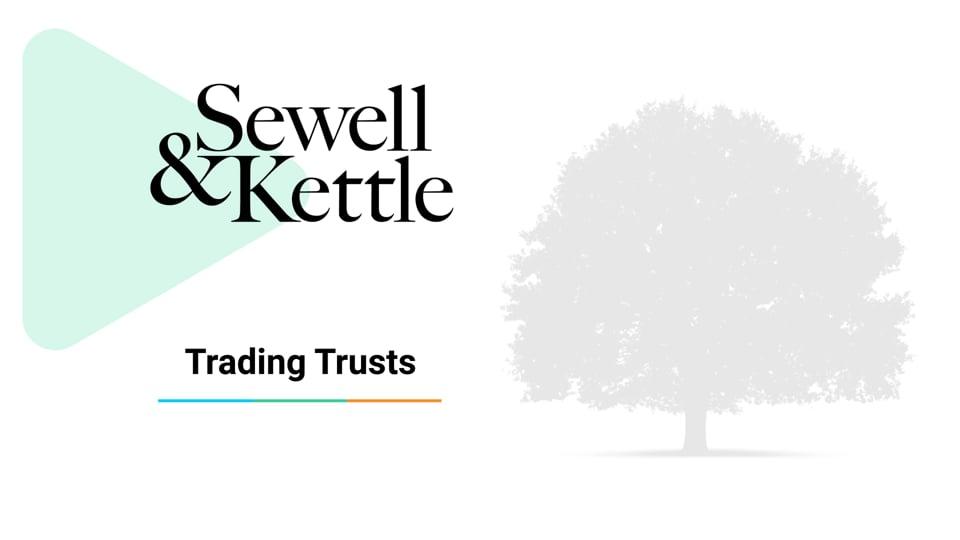 Trading Trusts