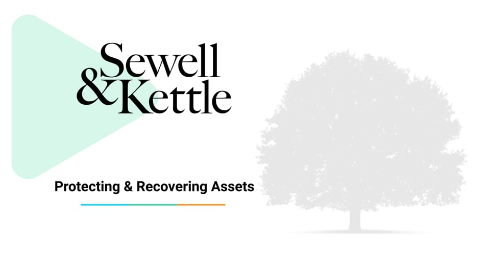 Protecting and Recovering Assets