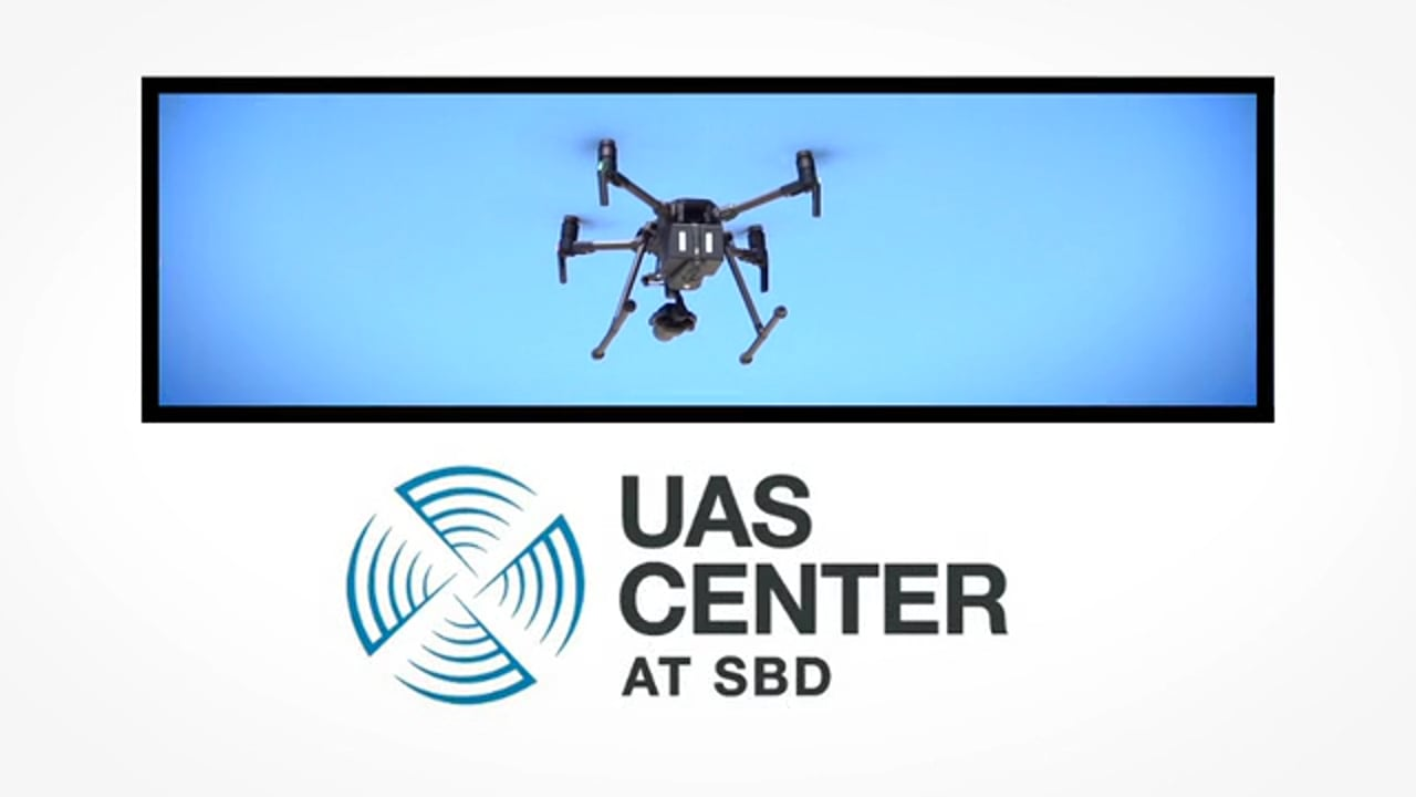 UAS Training Center SBD International Airport