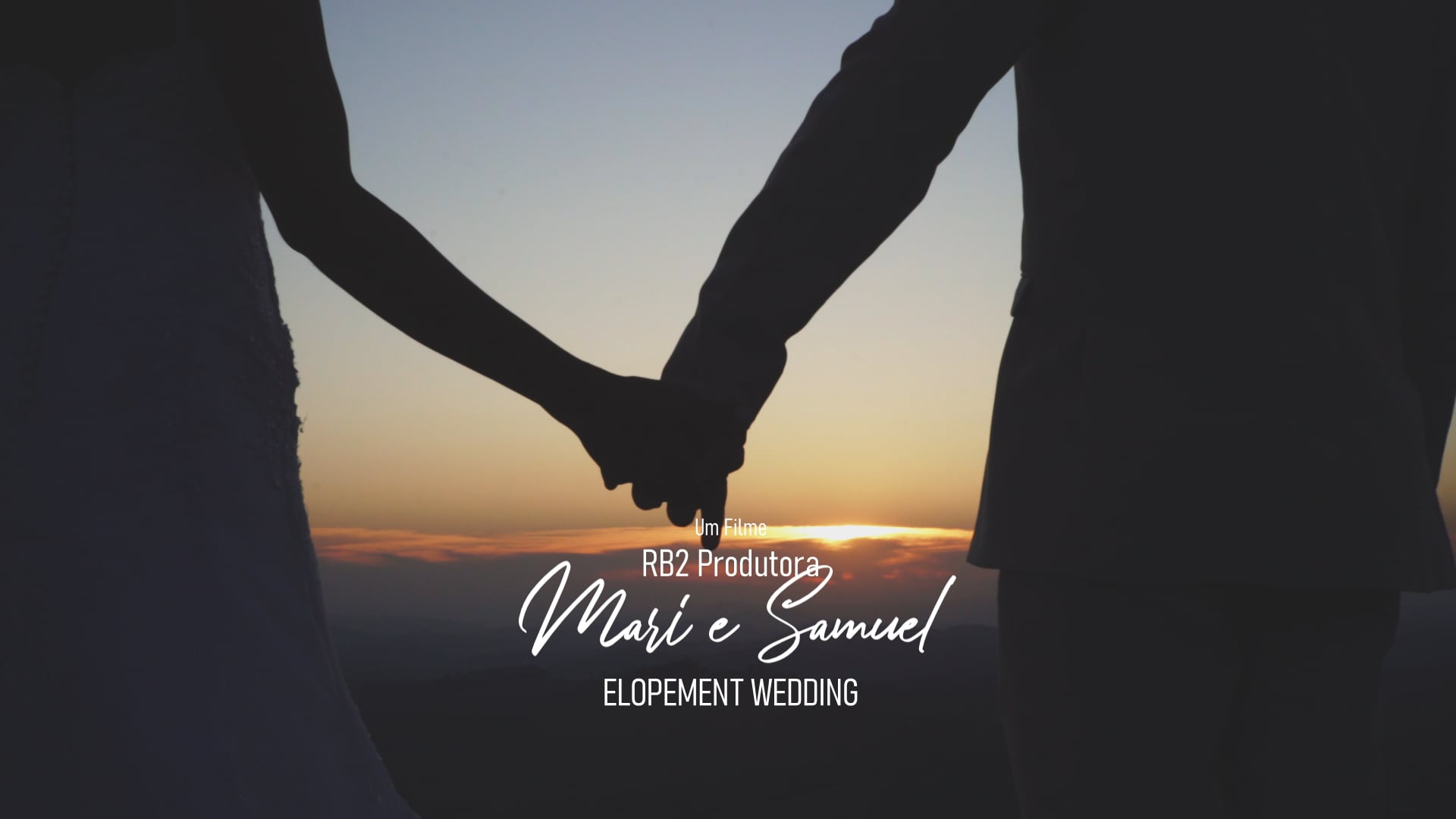 RB2 Produtora - Mari e Samuel - Elopement Wedding