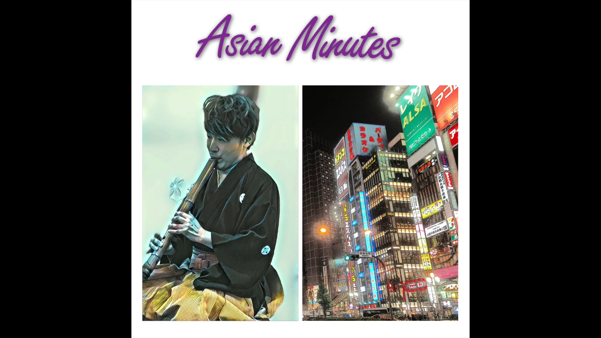 Asian Minutes