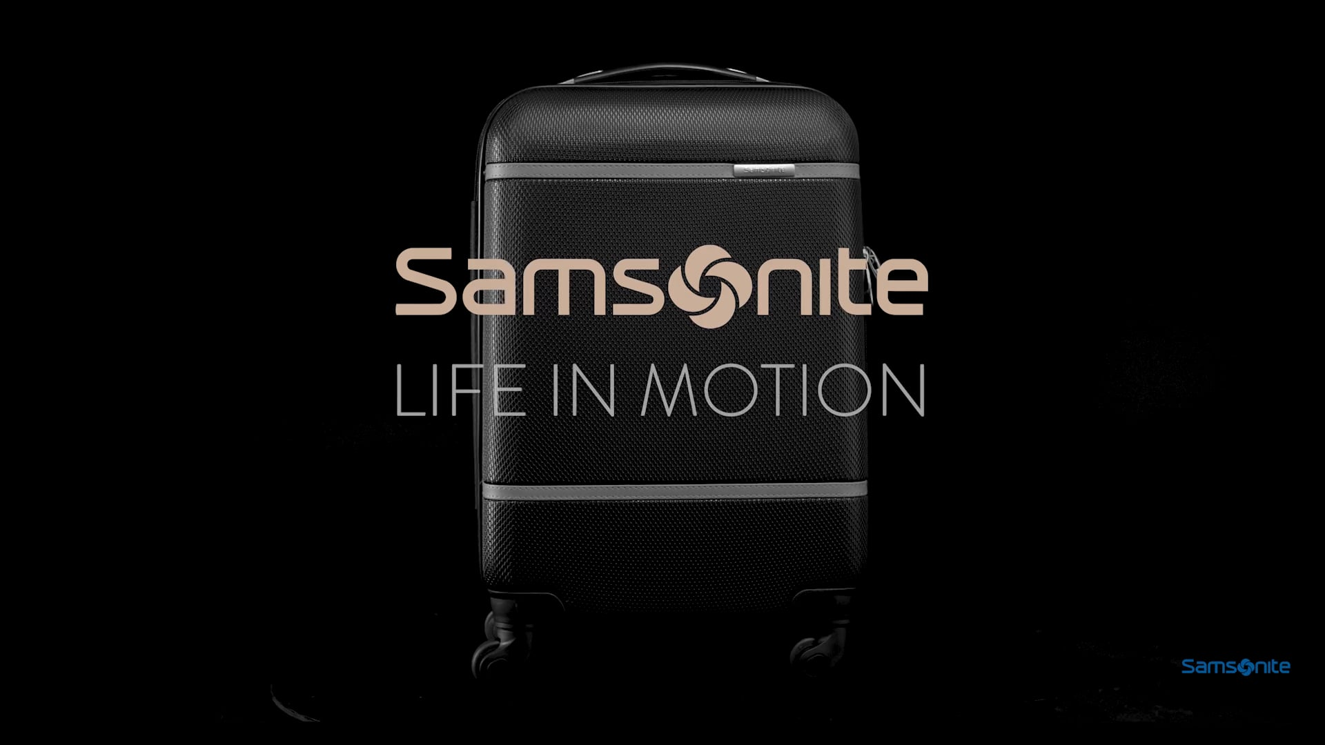 Samsonite Portfolio Video