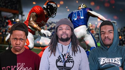 Can Flam Defend His Spot On The Couch!?! - MUT Squads Stream Replay!