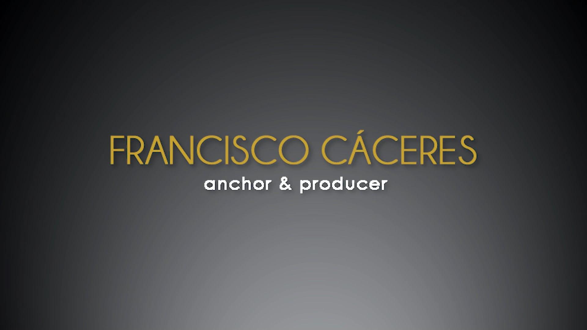 Francisco Caceres Demo Español 2020 29 Julio