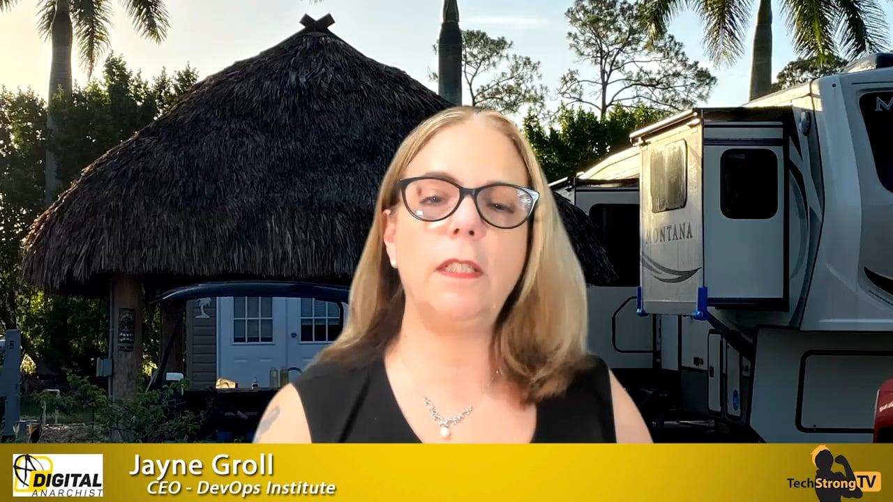 Jayne Explains Ep 3 – TechStrong TV