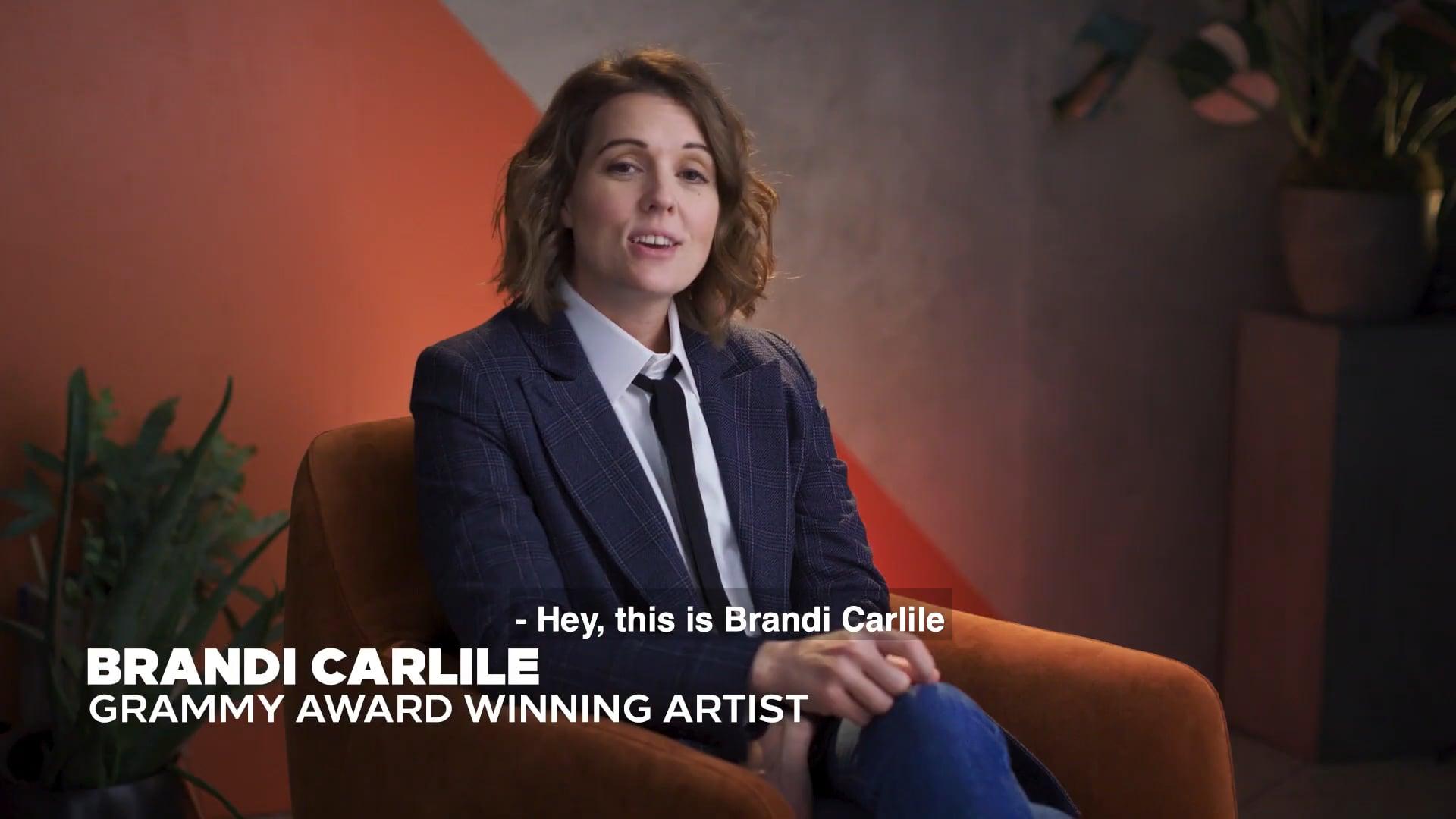 Brandi Carlile - Wine Tasting