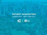 RESULTS SHOWCASE: Patient Acquisition Thumbnail