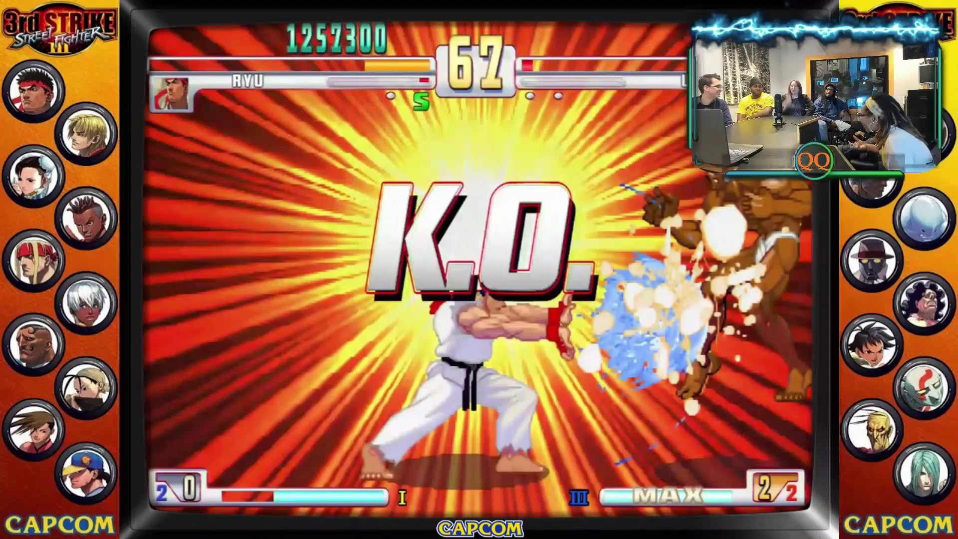 Quarter Queue - Street Fighter pt.2 (short)