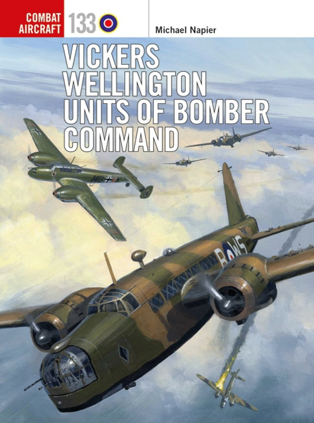 Wellington Units of Bomber Command - BMtv Livestream Recording with the author Mike Napier