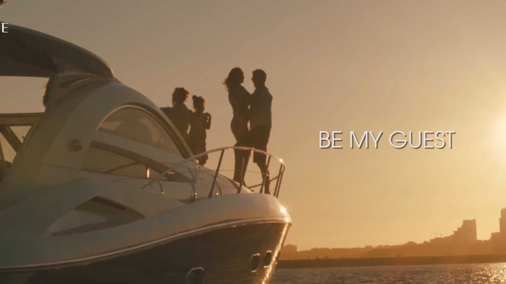 Exclusive Charter - Advertising Video