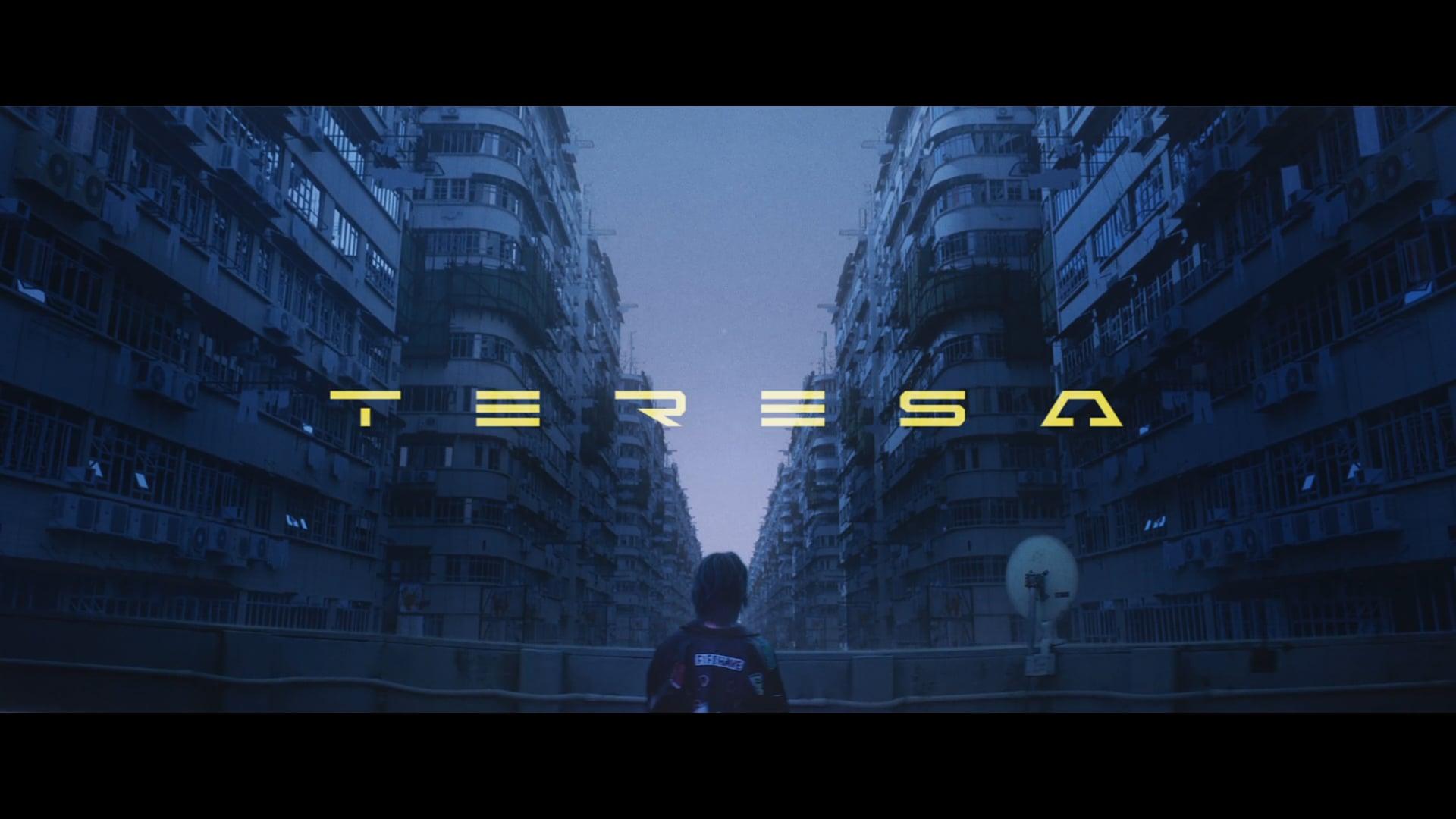 "te'resa ""Youthful Strangers"" MV"