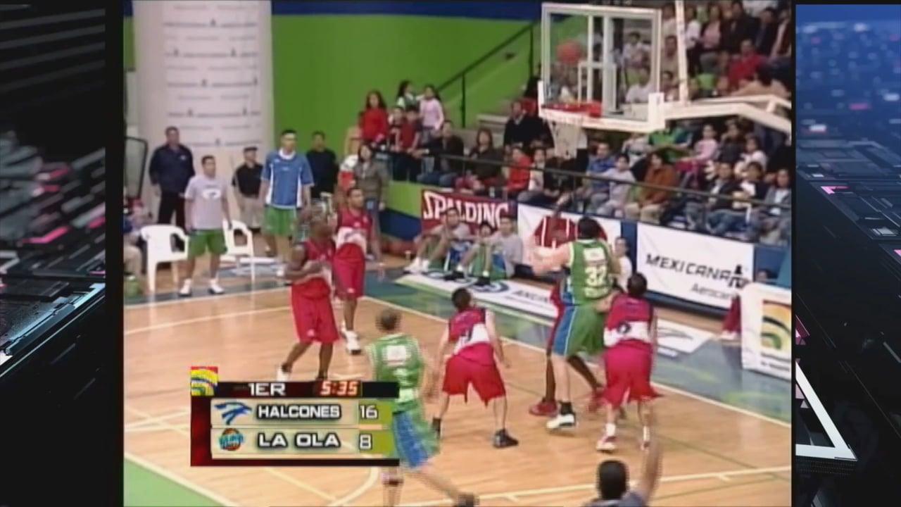 Halcones de Xalapa vs La Ola Roja