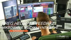 Zajawka kursu miksowanie synthwave