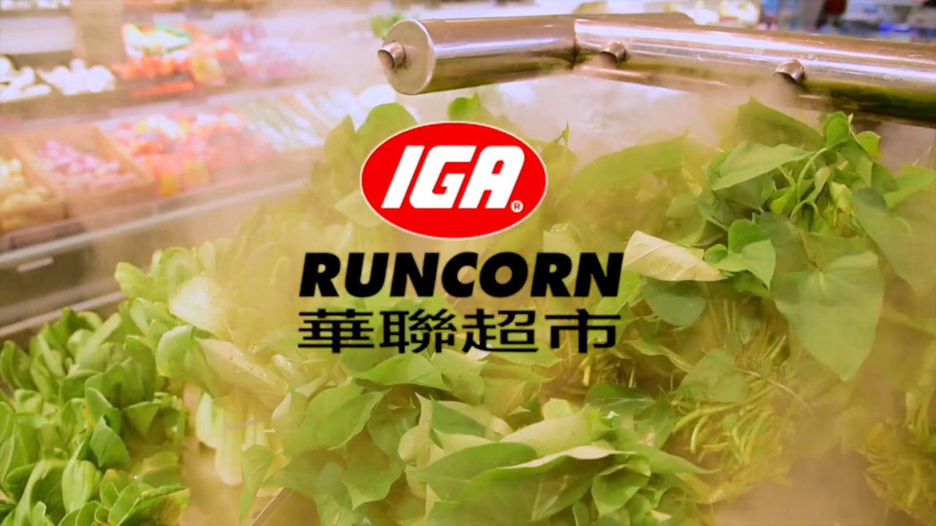 IGA Runcorn Social Media Ad