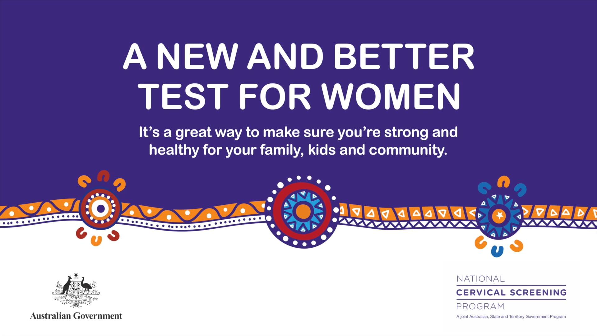 Cervical Screening Test