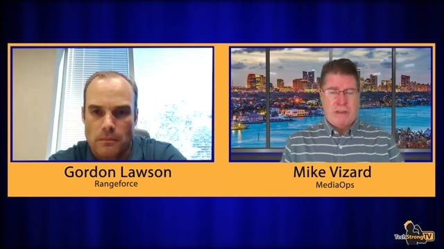 Gordon Lawson - TechStrong TV