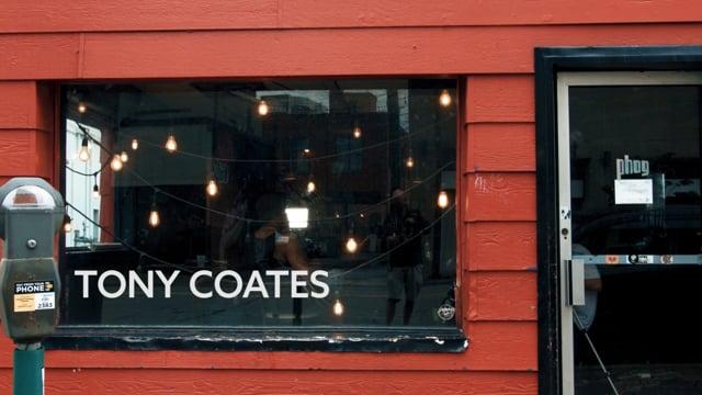 Tony Coates At Phog - Take Care