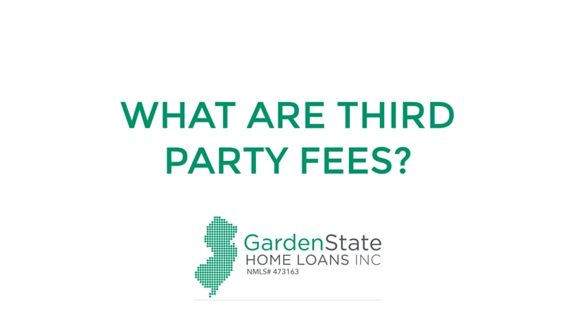 Third Party Fees