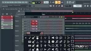 Import ścieżek i ustawienia miksera FL Studio