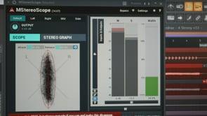 Kontrolowanie stereofonii i najwyższego pasma