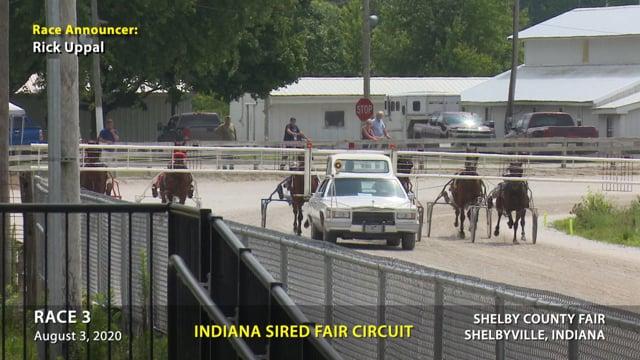 8-3-2020 Shelbyville Race 3