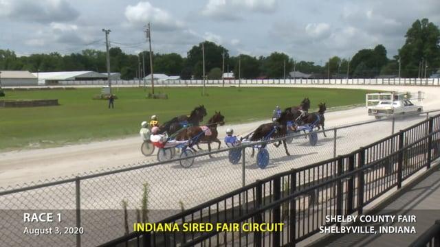 8-3-2020 Shelbyville Race 1