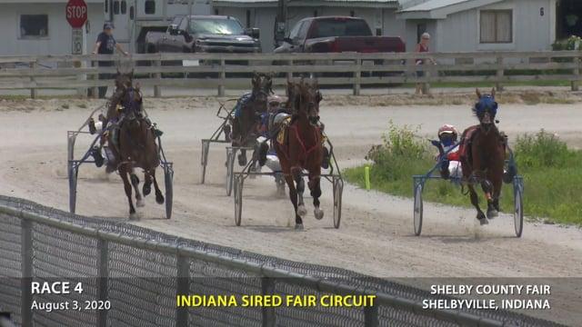 8-3-2020 Shelbyville Race 4