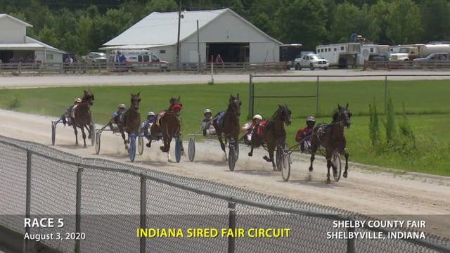 8-3-2020 Shelbyville Race 5