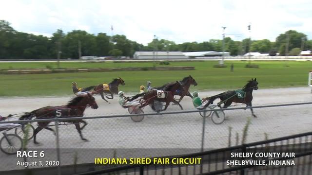 8-3-2020 Shelbyville Race 6