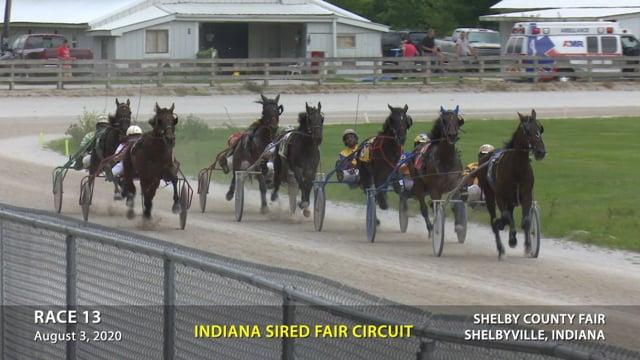 8-3-2020 Shelbyville Race 13
