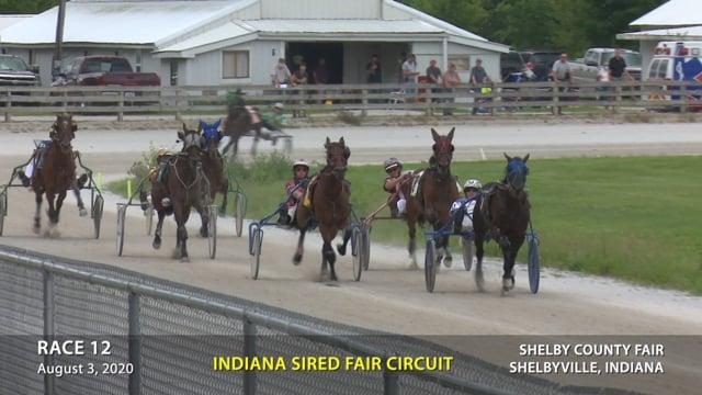 8-3-2020 Shelbyville Race 12
