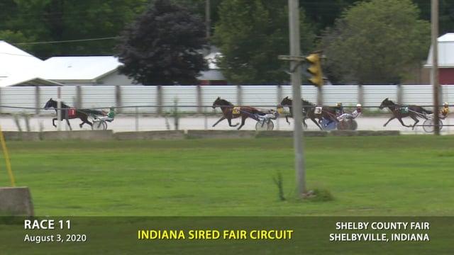 8-3-2020 Shelbyville Race 11