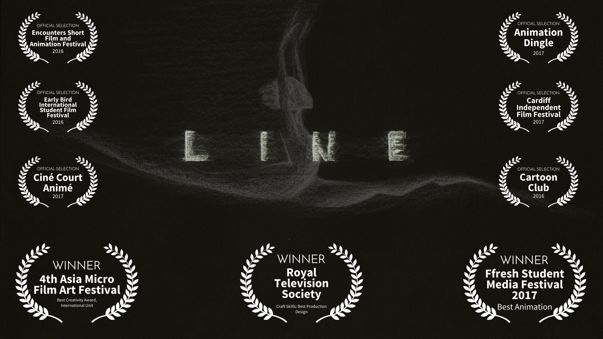Line | Solo Piano Score