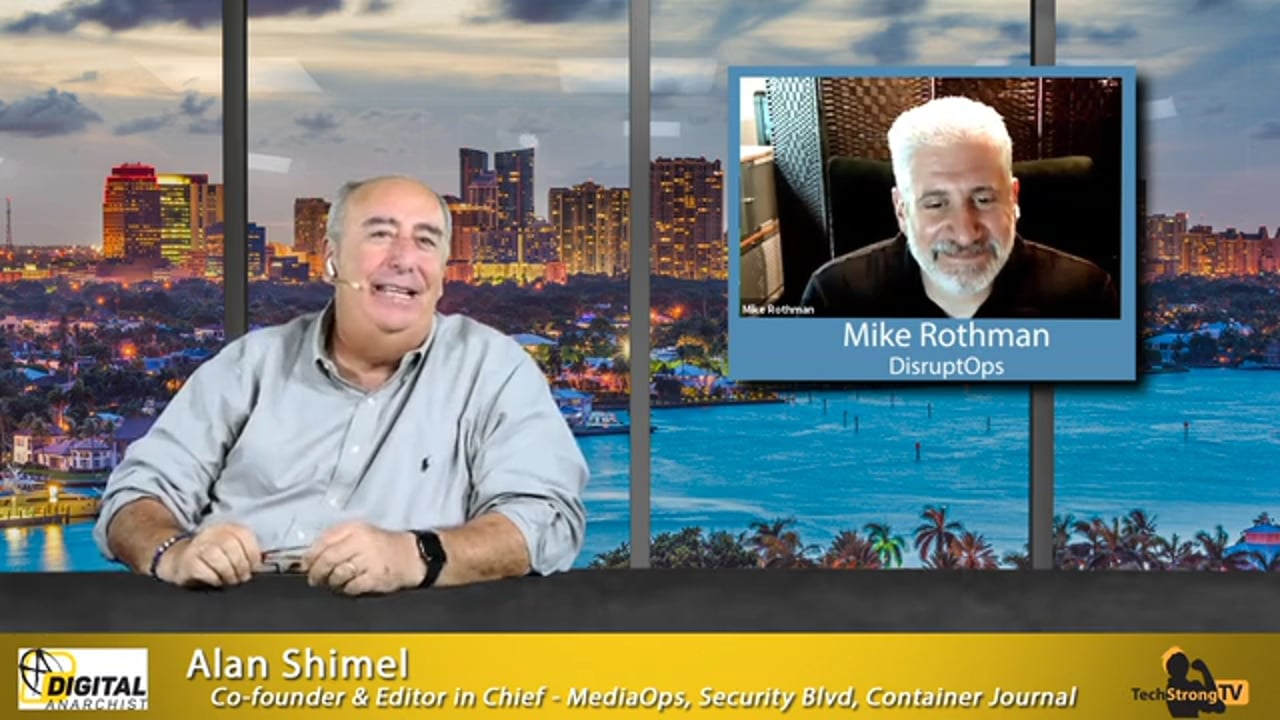 Mike Rothman – TechStrong TV