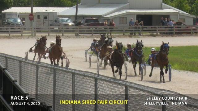 8-4-2020 Shelbyville Race 5