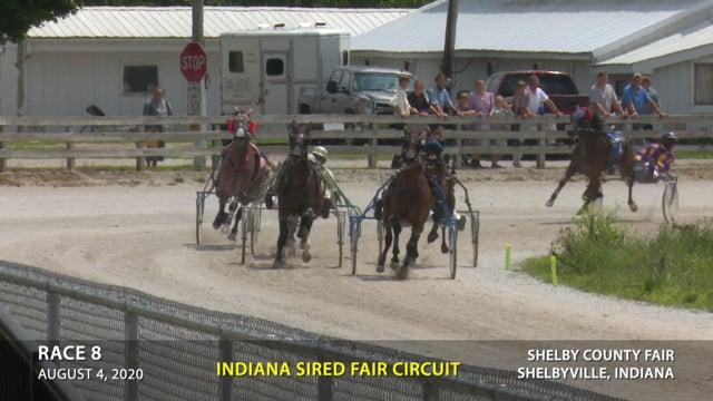 8-4-2020 Shelbyville Race 8