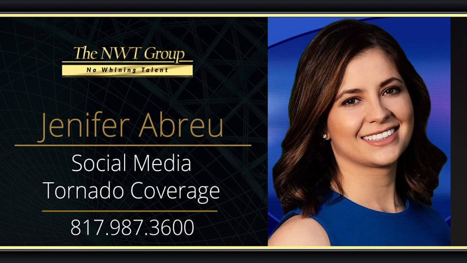 Social Media Tornado Coverage