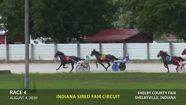8-4-2020 Shelbyville Race 4