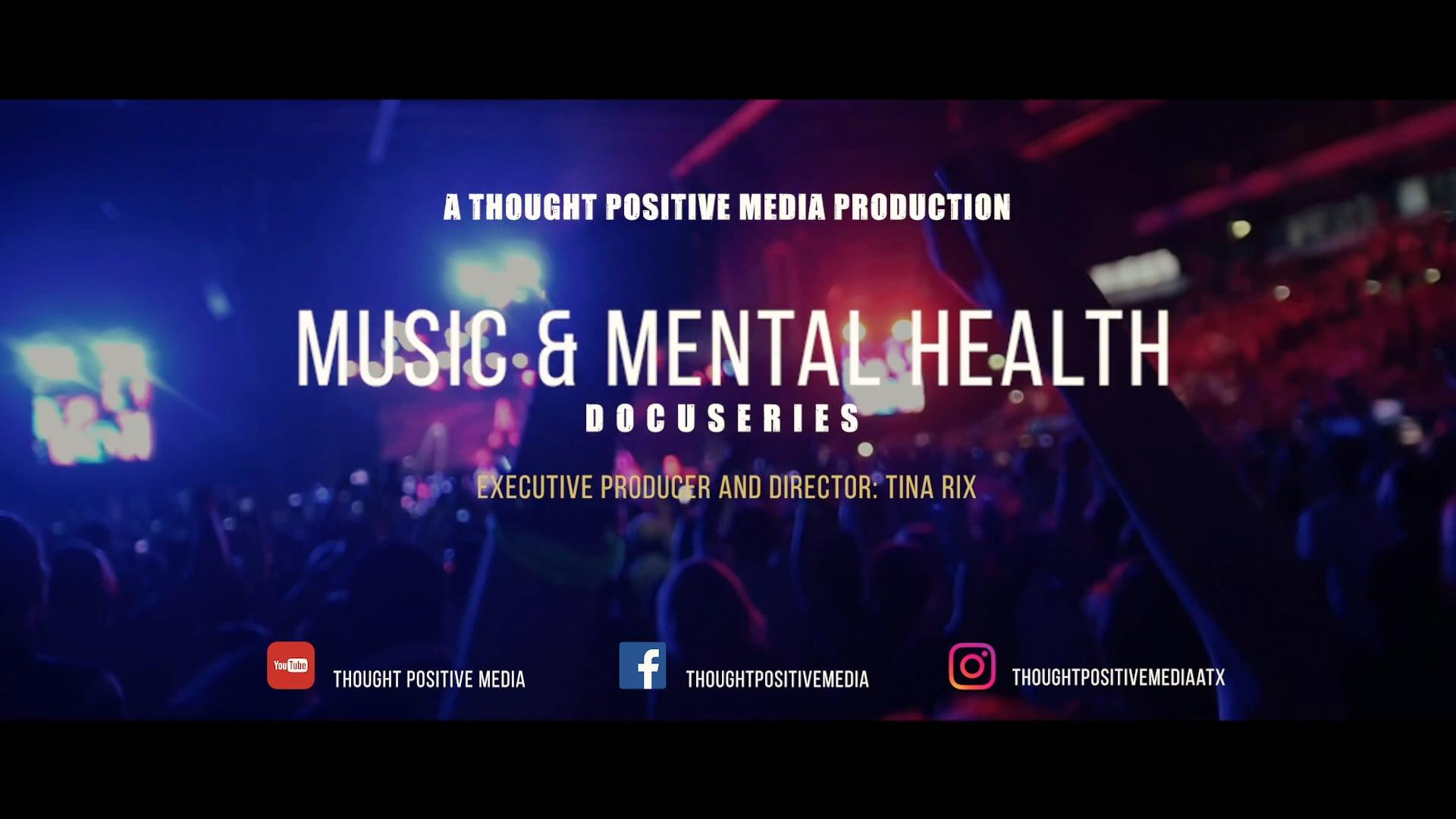 Official Trailer: Music & Mental Health